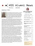 HSS Advocate Alumni News Fall 2007 by Annette H. Boose