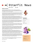 OtterFit News June 2011 by Annette H. Boose