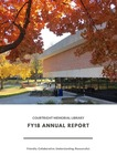 Courtright Memorial Library FY18 Annual Report