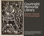 Courtright Memorial Library FY19 Annual Report