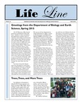 Life Line March 2015 by Otterbein University