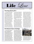 Life Line March 2014 by Otterbein University