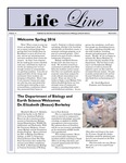 Life Line March 2016 by Otterbein University