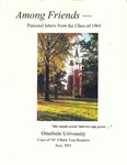1961 -  50th Reunion Memory Book (2011)