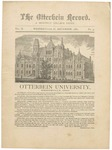The Otterbein Record December 1881