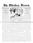 The Otterbein Review February 6, 1917