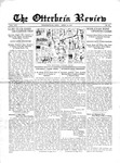 The Otterbein Review April 16, 1917 by Archives