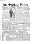The Otterbein Review April 30, 1917