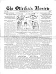 The Otterbein Review May 7, 1917 by Archives