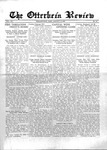 The Otterbein Review January 17, 1916