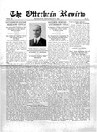 The Otterbein Review January 24, 1916