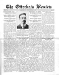 The Otterbein Review February 7, 1916