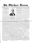 The Otterbein Review April 3, 1916