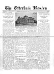 The Otterbein Review May 1, 1916