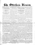 The Otterbein Review May 8, 1916