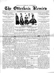 The Otterbein Review May 15, 1916 by Archives