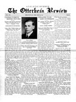The Otterbein Review May 29, 1916