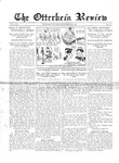 The Otterbein Review September 25, 1916