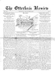 The Otterbein Review October 16, 1916