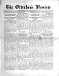 The Otterbein Review January 11, 1915