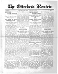 The Otterbein Review February 1, 1915