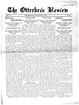 The Otterbein Review March 1, 1915