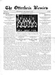 The Otterbein Review March 15, 1915 by Archives