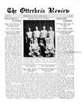 The Otterbein Review March 22, 1915