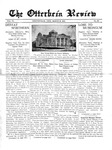 The Otterbein Review March 29, 1915