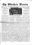 The Otterbein Review April 12, 1915