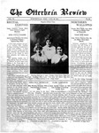 The Otterbein Review April 26, 1915