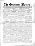 The Otterbein Review May 24, 1915