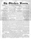 The Otterbein Review September 15, 1915 by Archives