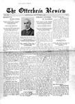 The Otterbein Review October 11, 1915 by Archives