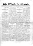 The Otterbein Review October 18, 1915