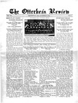 The Otterbein Review November 22, 1915