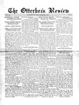 The Otterbein Review December 20, 1915