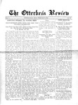 The Otterbein Review February 9, 1914