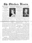 The Otterbein Review February 16, 1914