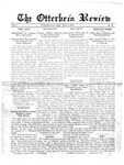 The Otterbein Review April 6, 1914
