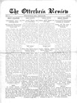 The Otterbein Review April 20, 1914