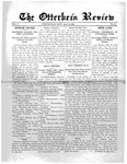 The Otterbein Review May 18, 1914