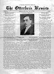The Otterbein Review July 21, 1914 by Archives