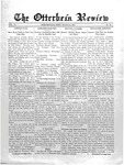 The Otterbein Review March 3, 1913 by Archives