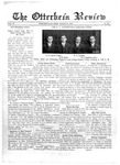 The Otterbein Review March 31, 1913