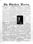 The Otterbein Review April 21, 1913