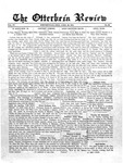 The Otterbein Review April 28, 1913