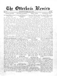 The Otterbein Review May 5, 1913
