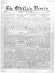 The Otterbein Review May 12, 1913