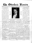 The Otterbein Review June 2, 1913